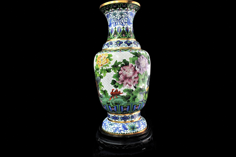 vaze cloisonne mari 5