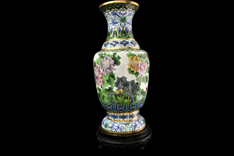 vaze cloisonne mari 6