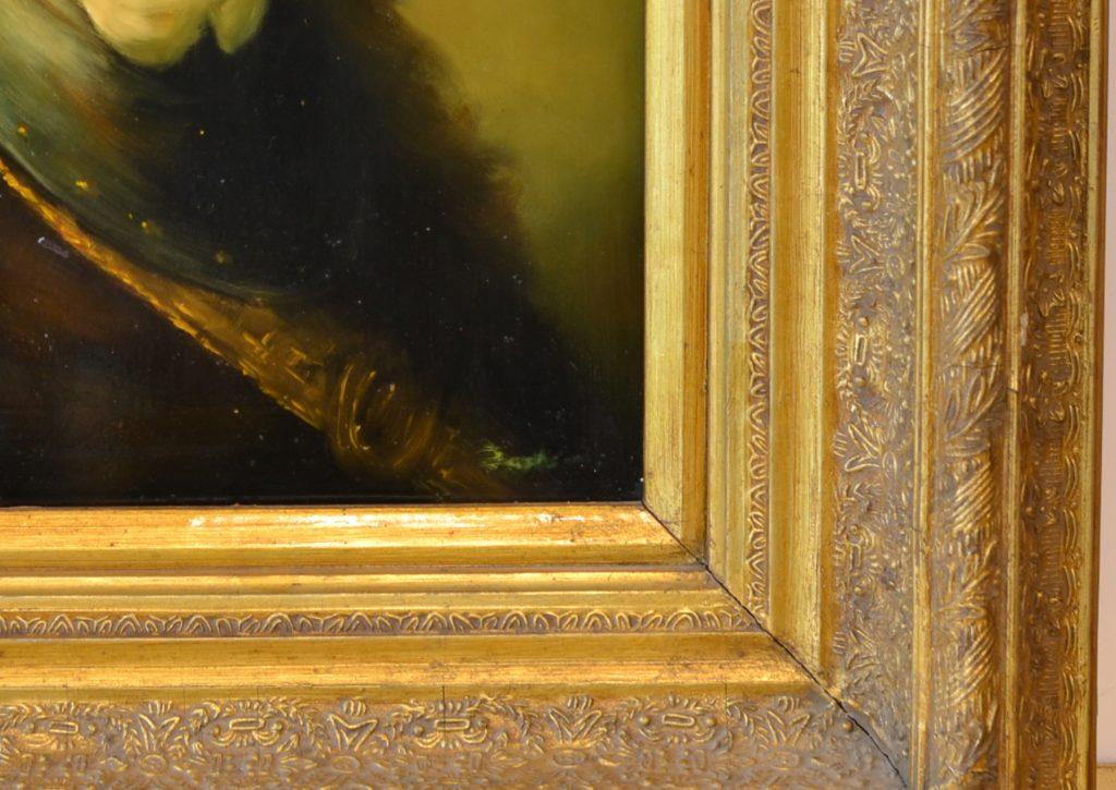 Tablou reproducere dupa Govert Flinck, ulei pe lemn