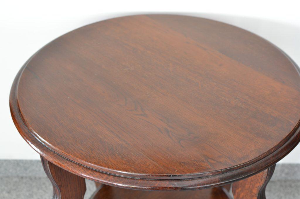Masuta din lemn de stejar
