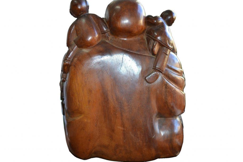 Statueta Hotei protectorul copiilor