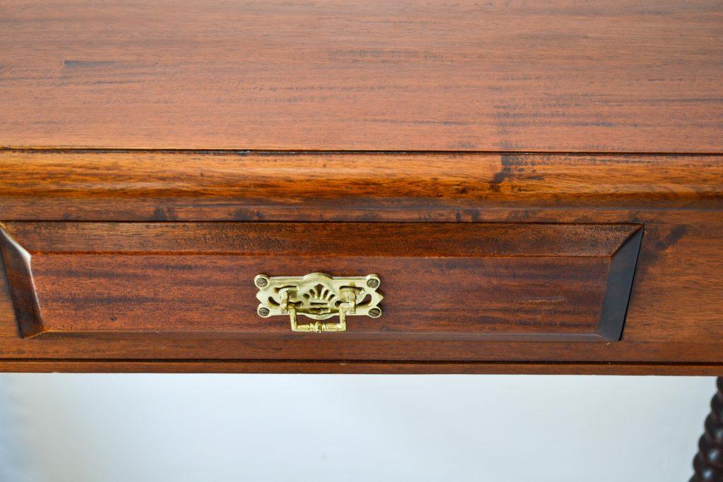 Consola din lemn de palisandru
