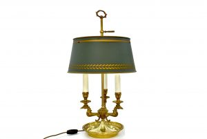 Lampa Bouillotte