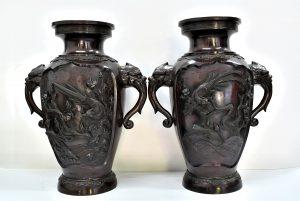 Vaze Meiji japoneze