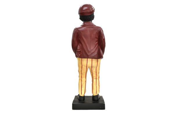 """Statueta """"Jucator de baseball"""""""