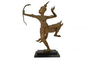 Statuie din bronz, Printul Rama