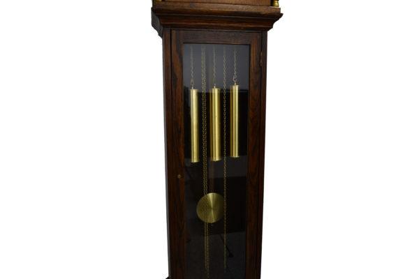 Ceas de podea mecanic Westminster cu fazele Lunii