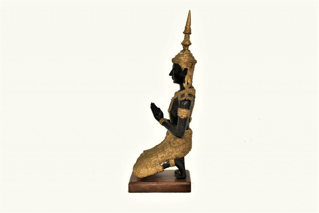 """Statueta """" Ingerul lui Buddha"""""""