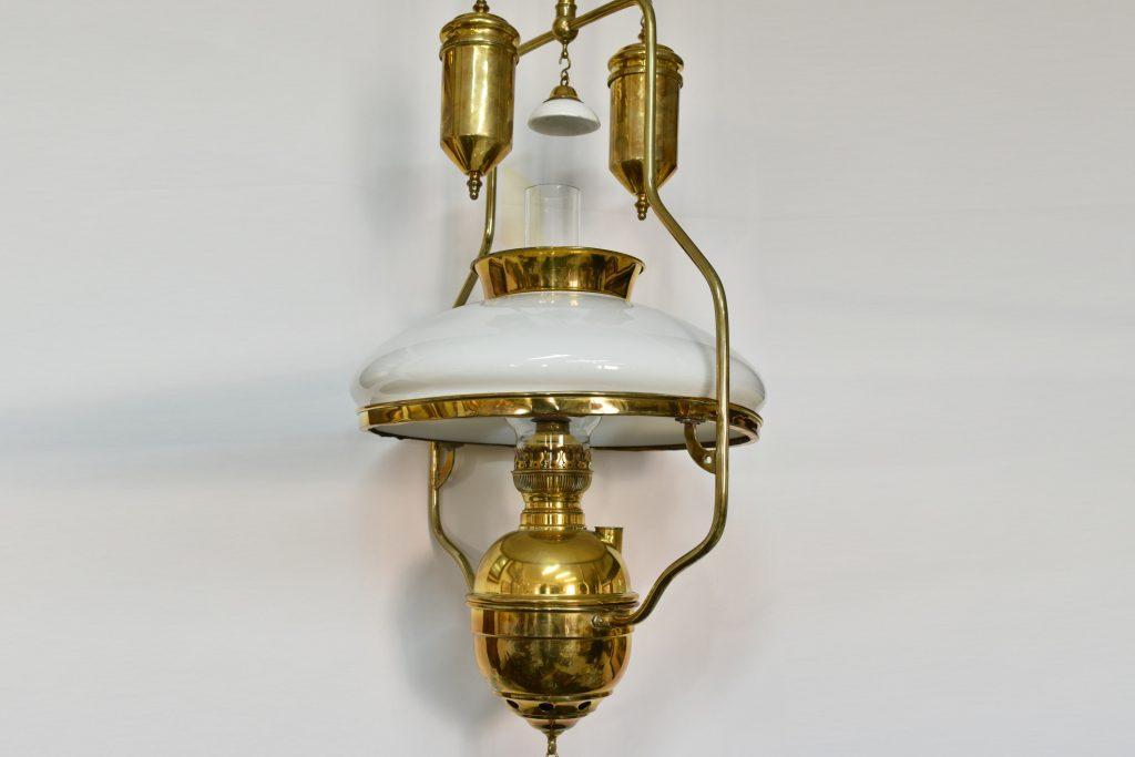 Lampa pe gaz Ideal Brenner