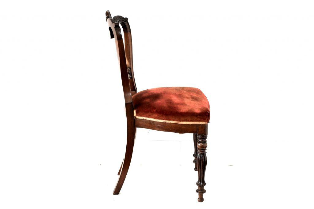 Masa si scaune Willem al III lea