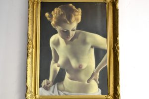 "Tablou ""Nud"" Ioan Statescu (1892-1968)"
