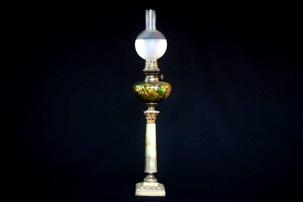 Lampa pe gaz Wodan Brener
