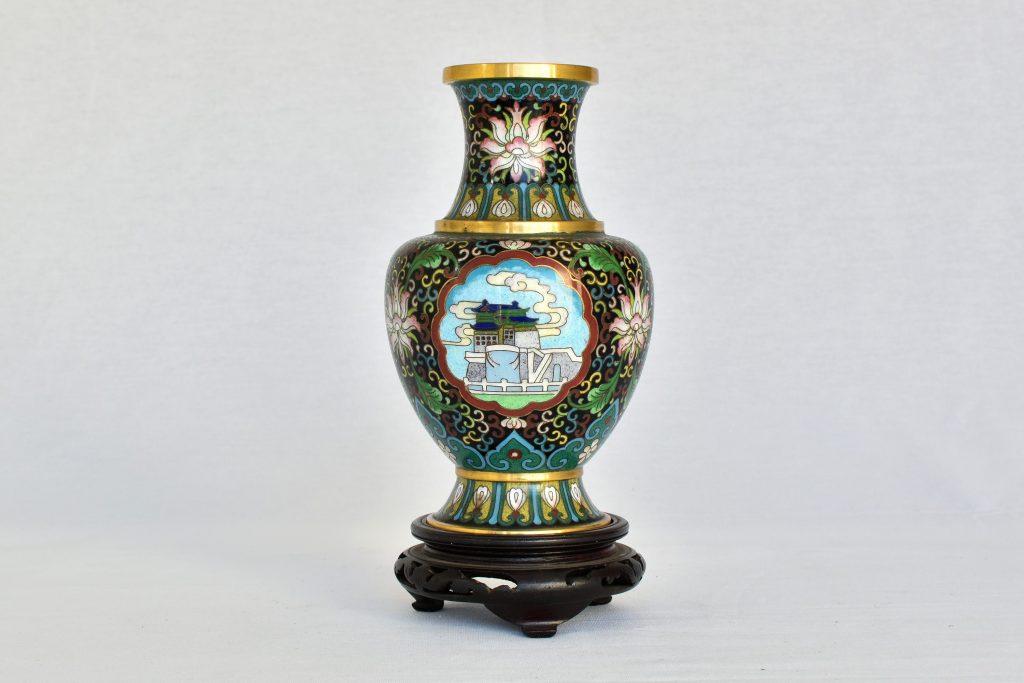 Vaza Cloisonne