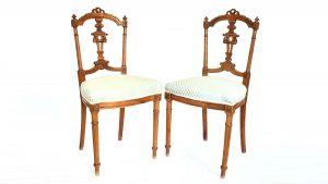 Set 2 scaune Louis al 16 lea