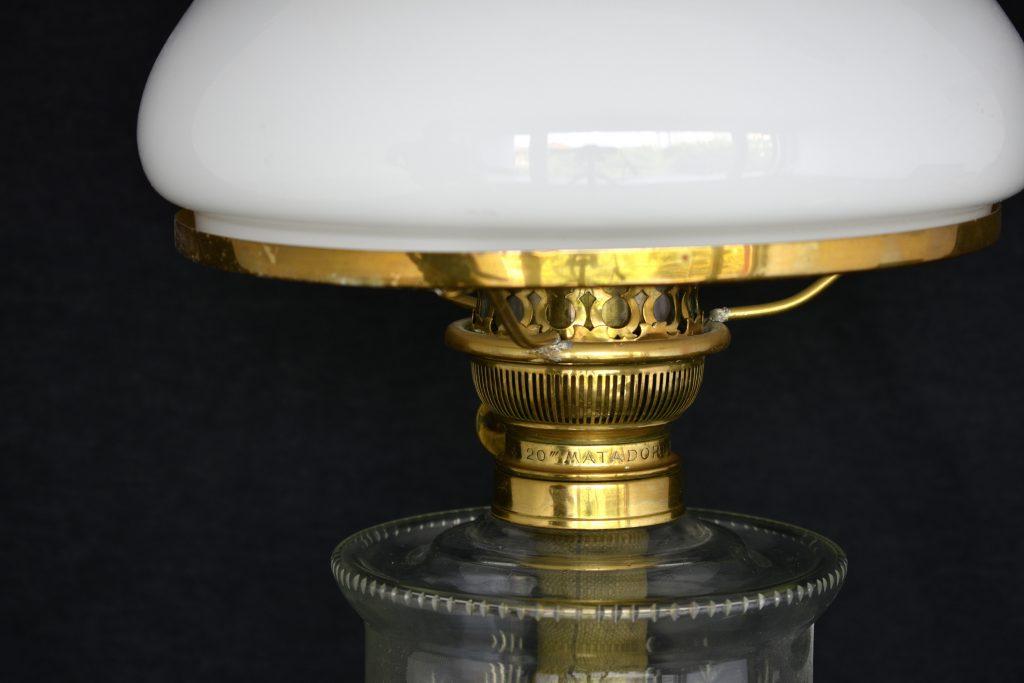 Lampa mare pe gaz 20`` Matador