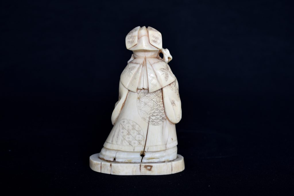 Sculptura chinezeasca din fildes