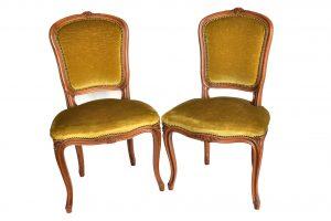 Set 2 scaune Louis al 15 lea