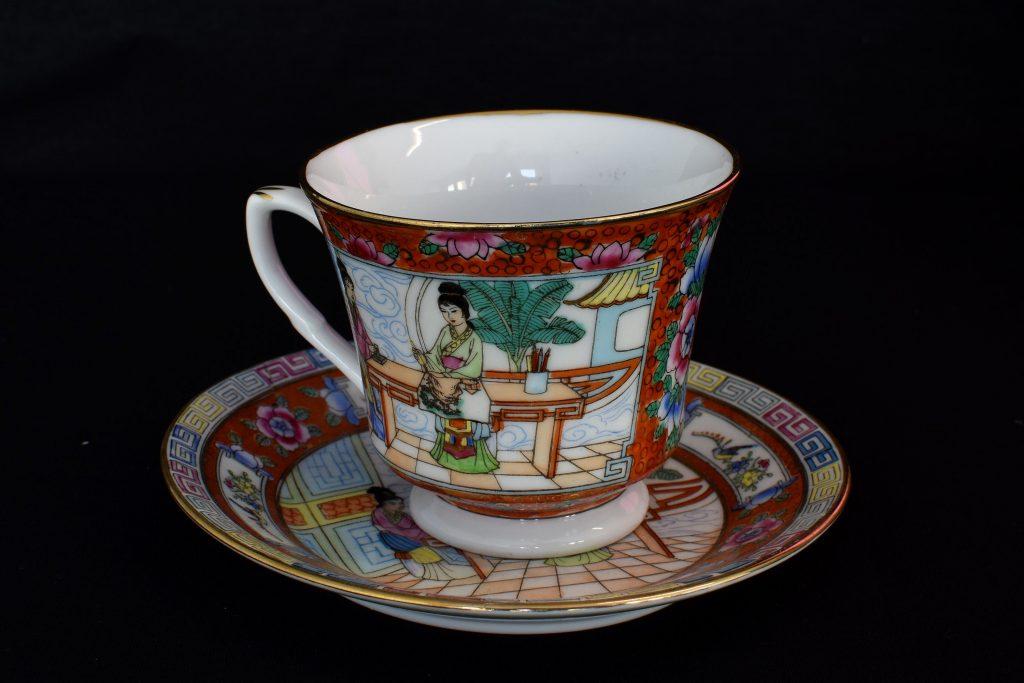 Serviciu ceai China