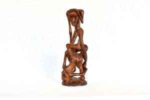 Grup statuar african