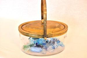 Bomboniera din cristal