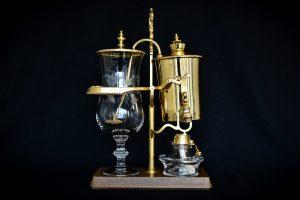 Masina veche de cafea Odette Spiral LTD Ch 8810 Horge Suiss Made