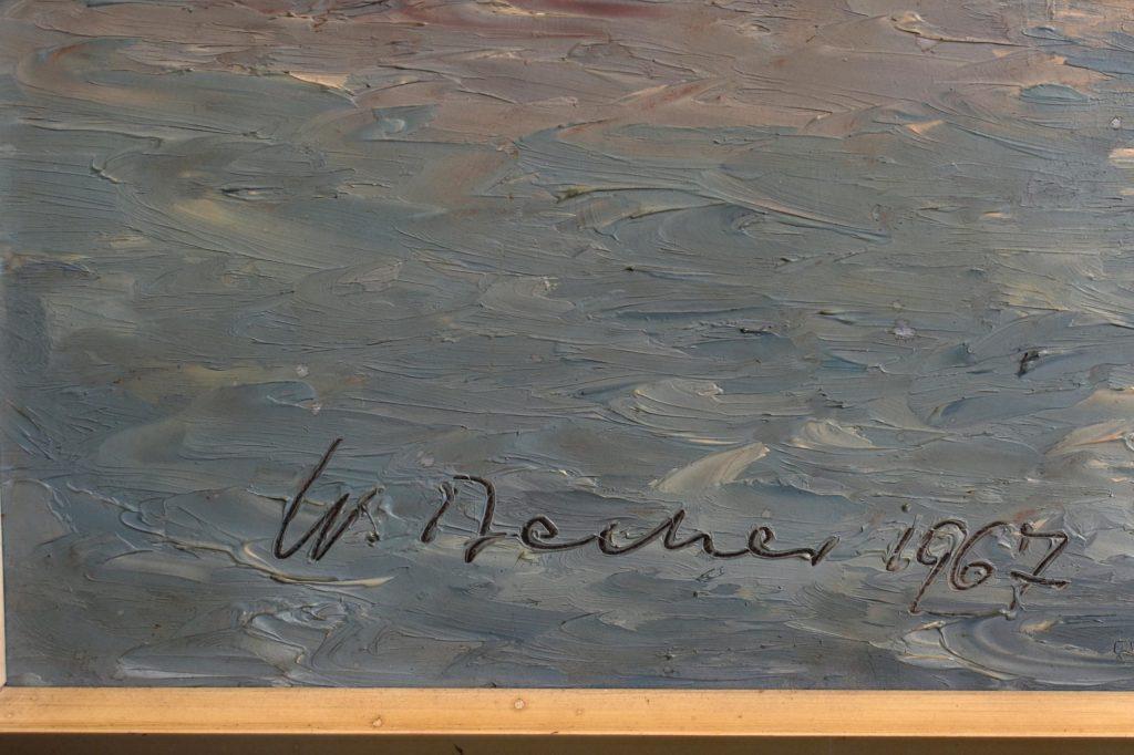 Tablou de Hans Joseph Wilhelm Becker