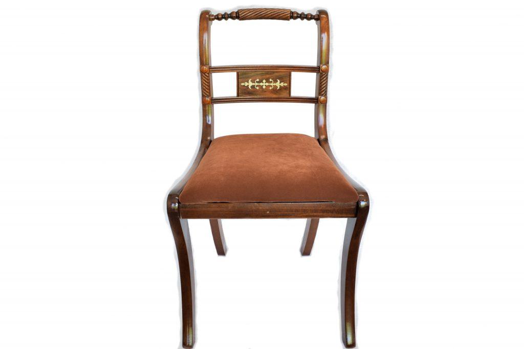 Set 4 scaune englezesti