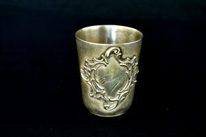 Pahar din argint