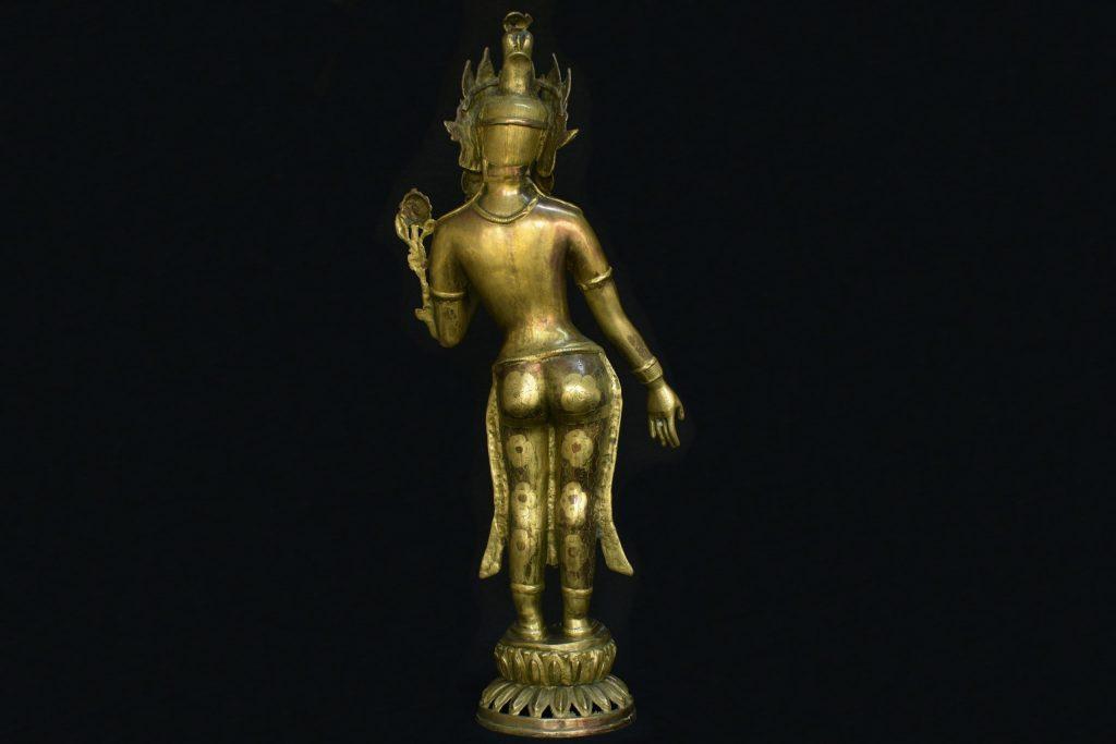 Statuie Tara din bronz