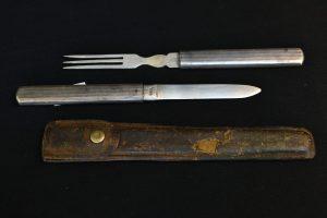 Set de tacamuri din argint