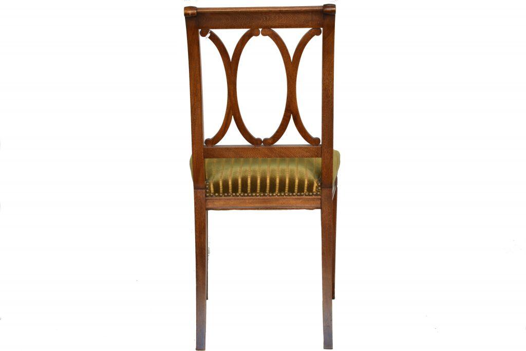 Set 4 scaune si 2 fotolii stil Louis al XVI lea