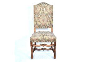 Set 8 scaune cu tapiterie de Enghien