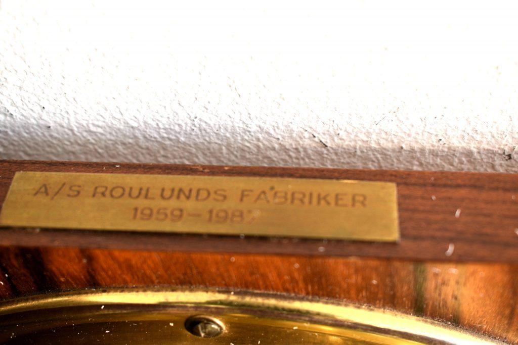 Ceas de nava AS Roulunds Fabriker