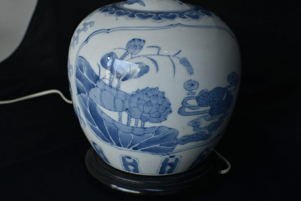 Set 2 veioze chinezesti