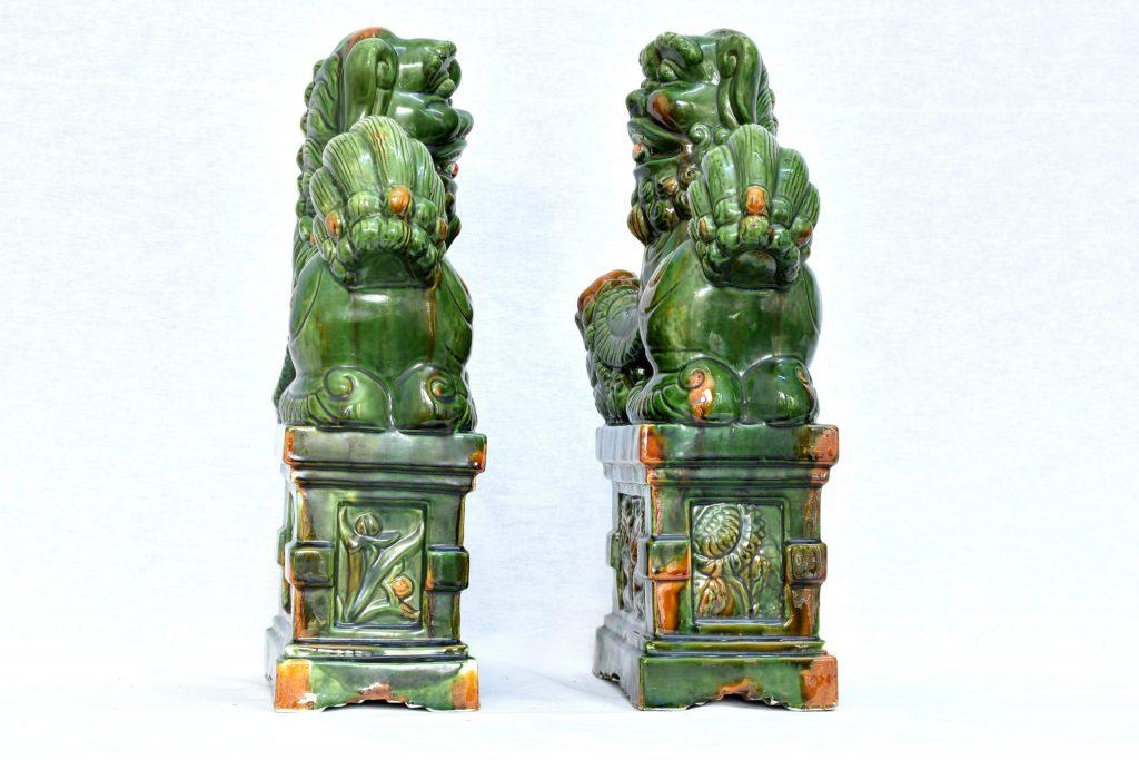 Set Câini Fu
