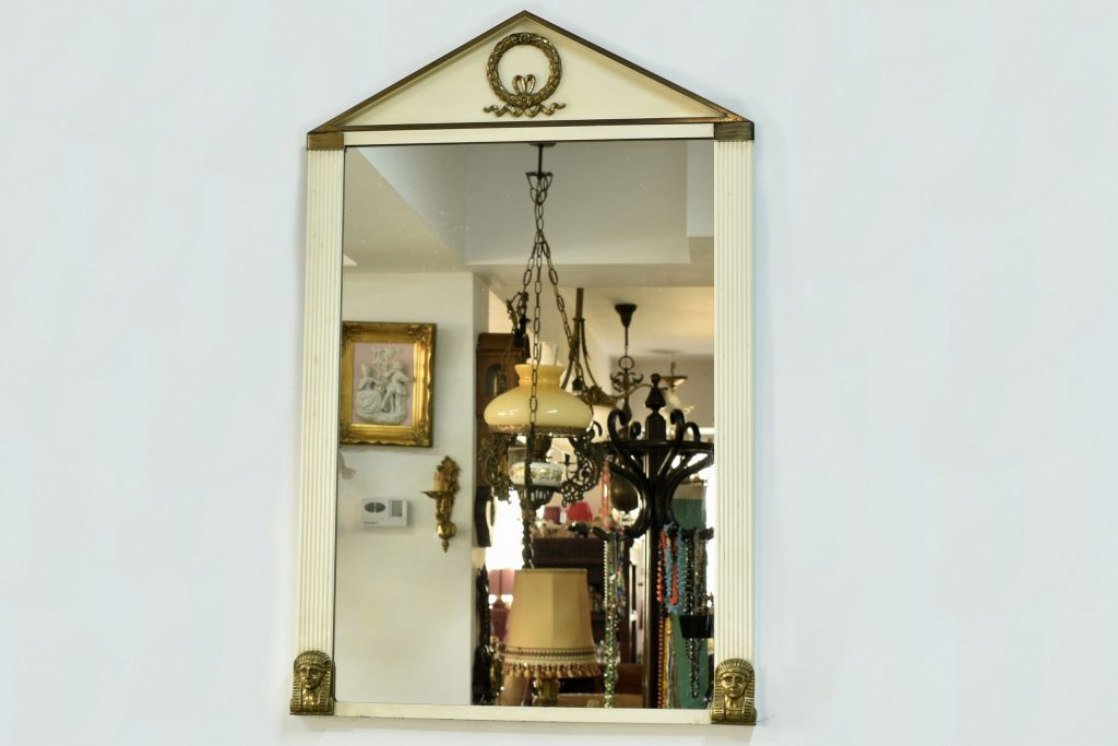Set consola si oglinda empire