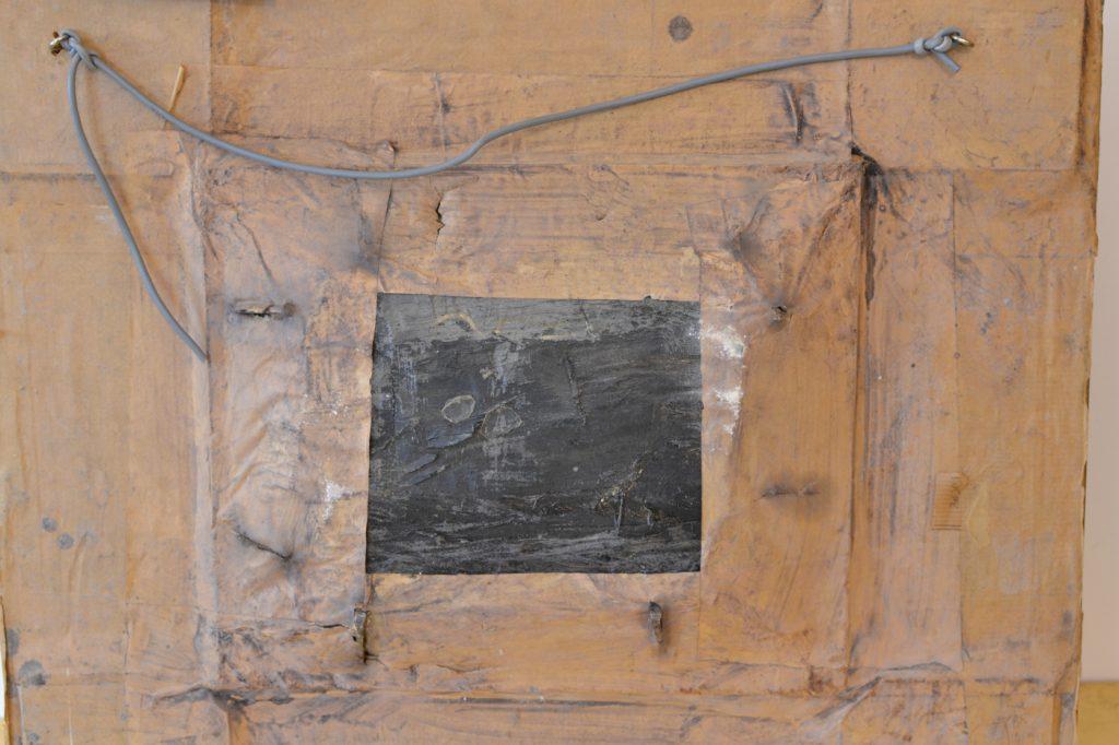 Tablou ulei pe lemn